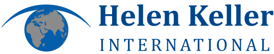 Logo for Helen Keller International