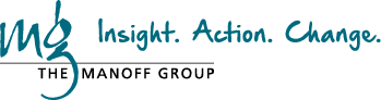 Logo for The Manoff Group